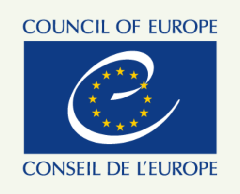 Europarådets logotyp